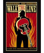 Walk the Line ( DVD ) 2 Disc Set Collectors Edition - $4.50