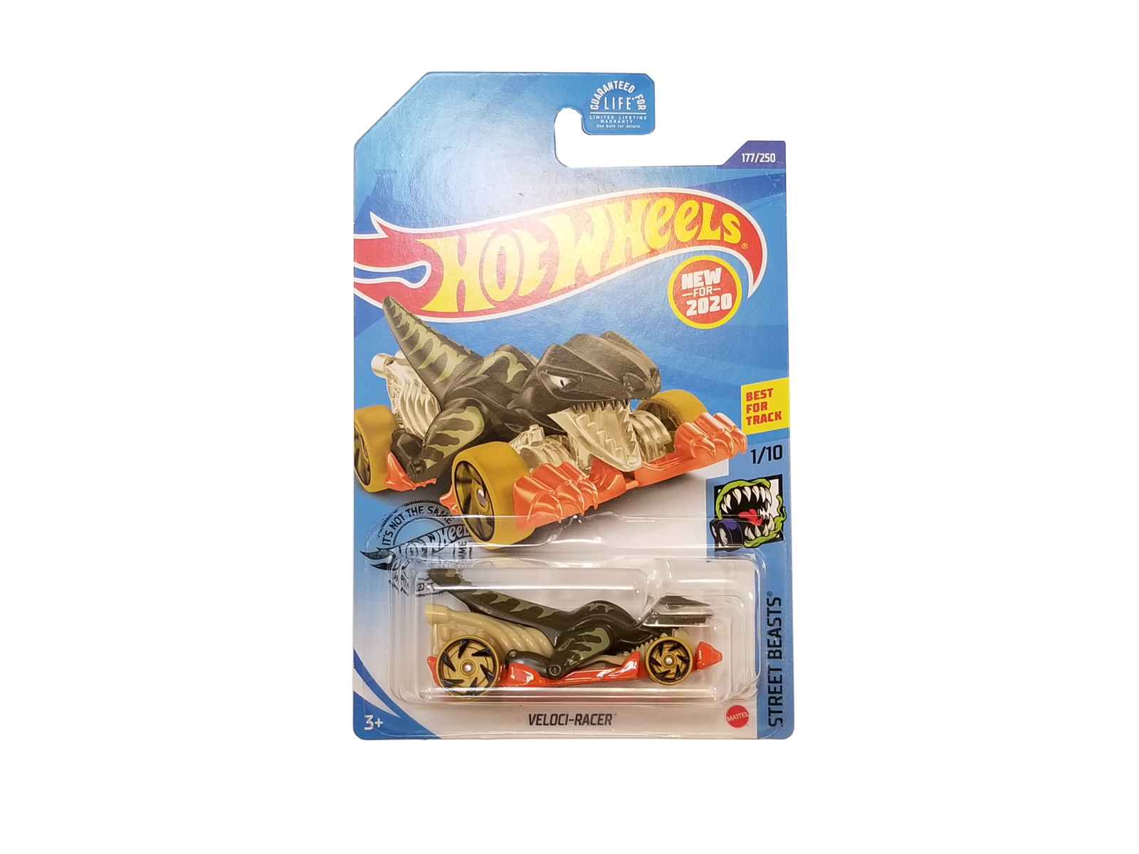 Hot wheels veloci racerstreet beasts ghf04 m9c1a