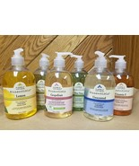 CLEARLY NATURAL Essentials GLYCERIN HAND SOAP 12 oz., CHOOSE SCENT/TYPE - $4.99