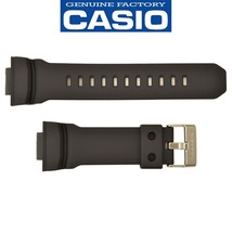 Genuine CASIO G-SHOCK Watch Band Strap GA-200 GA-201 Original Black Rubber - $28.75