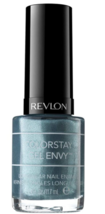 露华浓Colorstay Gel Envy Nail Enamel#340 Sky' s The Limit盒装全新-$ 5.00