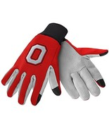 NCAA Ohio State Buckeyes Color Texting Gloves - $11.95