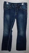 Silver Jeans Co. Suki Surplus Bootcut Womens Denim Jeans Size W29 / L32 EUC - $29.95