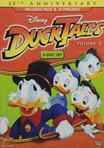 DuckTales Duck Tales Complete Second Volume 2 Two TV Show Series Disney ... - $42.56