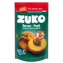 Zuko Peach Drink Mix (12x14.1OZ ) - $85.74