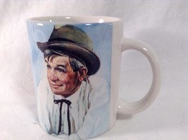 Will Rogers Coffee Cup Mug Never met a man I di... - $18.49