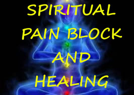 haunted spiritual spell, blocks out negative thoughts, actions, healing spell - $47.00