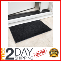 Double Door Outdoor Floor Welcome Mat Heavy Duty Large Coir Front Porch ... - $19.50