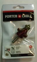 "Porter Cable 43405PC 3/8"" Roundover Router Bit 1/4"" Shank - $9.90"