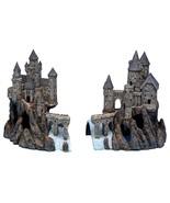 Penn Plax RRW9 or 10 Age of Magic Super Castle Aquarium Decoration Fish ... - £30.11 GBP+