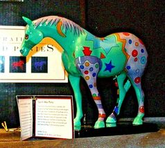 Trail Of Painted Ponies #1462 Spirit War Pony Westland Giftware By Tavlos AA-191 image 4