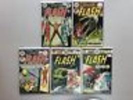Lot of 9 Flash (1959 1st Series DC) #226 230 231 236 238 239 240 242 247... - $53.46