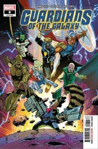 Guardians Of The Galaxy Vol 5 #8 Cover A Regular Mike Henderson Cover - $9.99