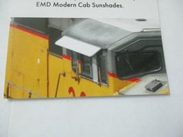 Atlas # BLMA16 Modern EMD Cab Sunshades (2 Pair) N-Scale image 2
