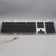 Apple #M7803 Pro Keyboard USB Hub PC/MAC - Clear - $24.74