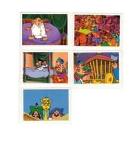 Iznogoud Gran Bailam Lot 5 Stickers Upper Deck Tabary - $1.00