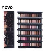 10 Colors Shimmer Matte Eye Shadow Makeup Palette Light Eyeshadow Natura... - $13.99