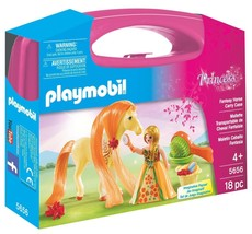 Playmobil 5656 Fantasy Horse Carry Case Playset - $14.00