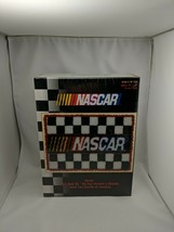 "NASCAR Racing Latch Hook Kit  20"" x 30"" Rug Wall Hanging NIB - $19.99"