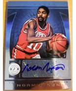 Norm Nixon 2013-14 Panini Totally Certified Autographs #216 Auto Clipper... - $6.00