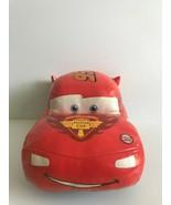 Hallmark Disney Cars Lightning McQueen Talking Vibrating Race Car - $21.49