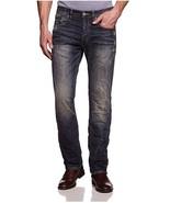 G Star RAW 3301 Straight Leg Jeans in Rygby Wash Arizona Denim W33/L30 B... - $79.75