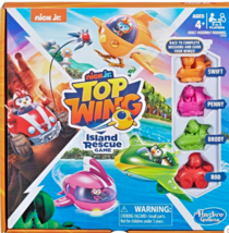 Nick Jr. Top Wing Island Rescue Board Game Ages 4+Gaming Kids Brand New - $13.85