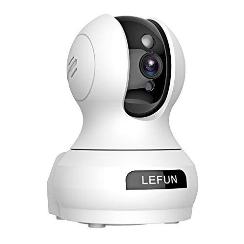 Lefun Indoor Wireless Security Ip Camera With Sound