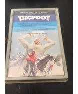 TI 99/4A Bigfoot rare complete tested game cartridge Texas Instruments M... - $24.99
