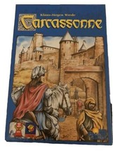 PRE PREOWNED * CARCASSONNE * KLAUS-JURGEN WREDE GAME - $17.13