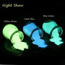 50g Luminous powder Phosphor pigments DIY Glow in dark powder Nail High ... - $10.03
