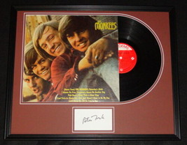 Peter Tork Signed Framed 1966 The Monkees Record Album Display JSA - $134.63