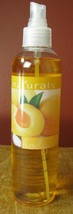 *NEW*  AVON NATURALS Body Spray APRICOT & SHEA **Discontinued, New-Old-S... - $9.72