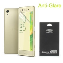 HD Clear LCD Screen Protector Film for Sony Xperia X (With Black Package) - $1.50