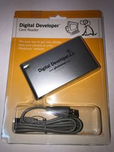 Digital Developer Card Reader With install CD Enclosed By Photomax - $18.70