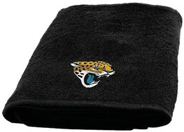 """Jacksonville Jaguars Bath Towel Dimensions are 25"""" x 50"""" - $17.95"""