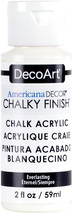 Americana Chalky Finish Paint 2oz-Everlasting - $6.81