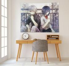 3D Tokyo Ghoul R69 Anime Tapestry Hanging Cloth Hang Wallpaper Mural Pho... - $24.40+