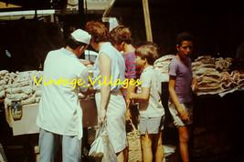 """VTG """"Copacabana Beach Market Area"""" Rio de Janeiro Brazil Ektachrome Slid... - $6.93"""