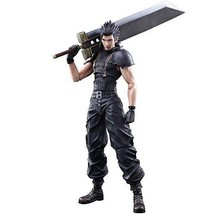 NEW Square Enix Final Fantasy VII Crisis Core Zack Fair Play Arts Kai Fi... - $204.75