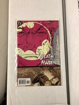 Batman Death And The Maidens #4 - $12.00