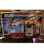 1983 GI Joe Headquarters Command Center & Box Almost Complete plus Broch... - $339.45