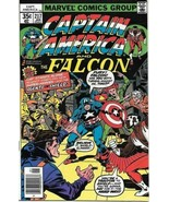 Captain America Comic Book #217 Quasar, Marvel Comics 1978 VERY FINE/NEA... - $106.34