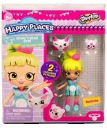 Shopkins Happy Places Ballinda & 2 exclusive Petkins Lil' Shoppie Pack S3 - $9.95