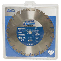 Stens 309-200 Silver Streak Turbo Segmented Blade Diamond Cut-Off Saw - $54.59