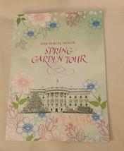 2019 WHITE HOUSE Spring Garden Tour Book Donald & Melania Trump Booklet - $12.84
