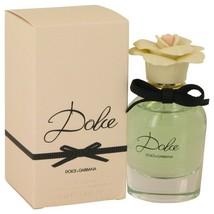 Dolce Perfume by Dolce & Gabbana 1 oz Eau De Parfum - 100% Authentic Spray - $34.78