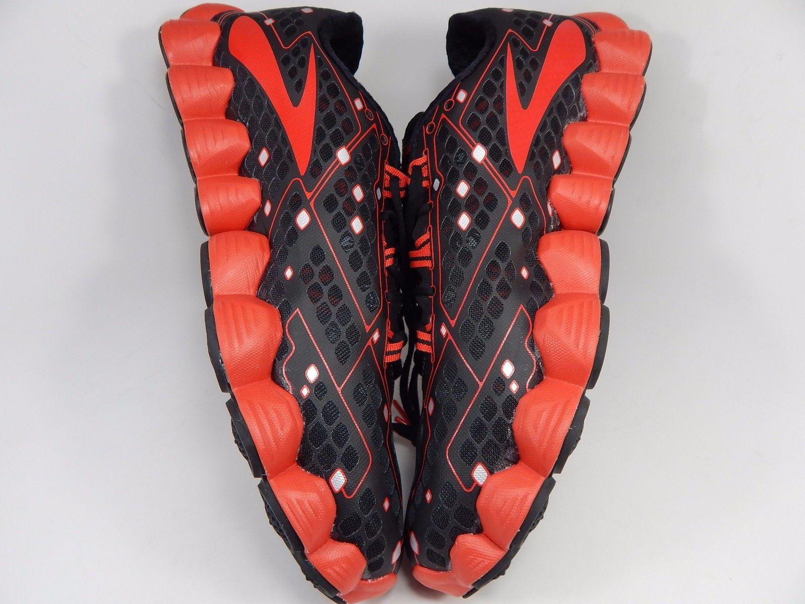Brooks Neuro Men's Running Shoes Size US 11.5 M (D) EU 45.5 Black 1102111D073
