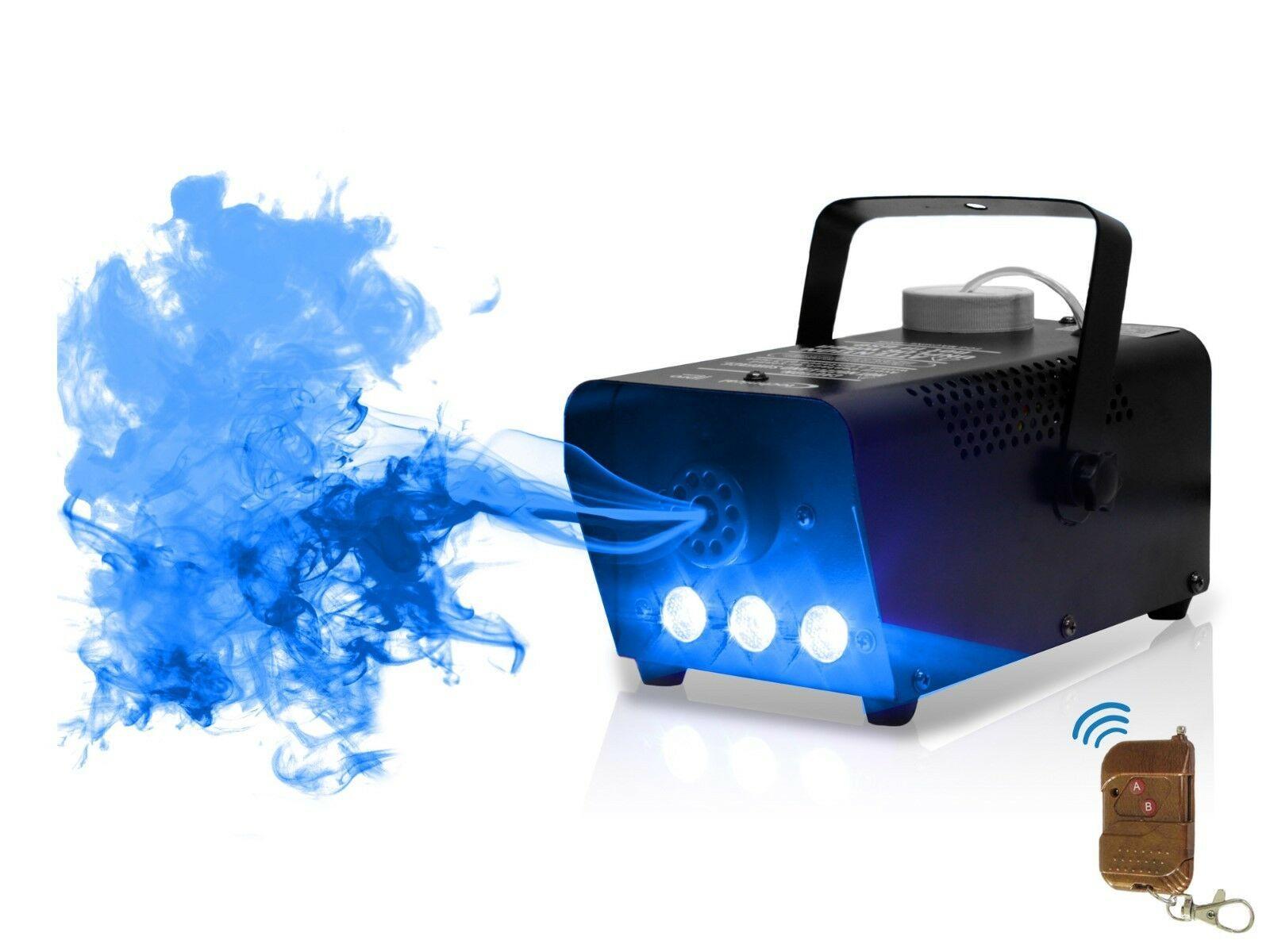 Technical Pro FOGL500R 500 Watt Fog Machine with Wireless Remote Control