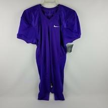 Nike Men Defender Football Mesh Purple Jersey 535703 545 Size XL MSRP $55 - $29.95